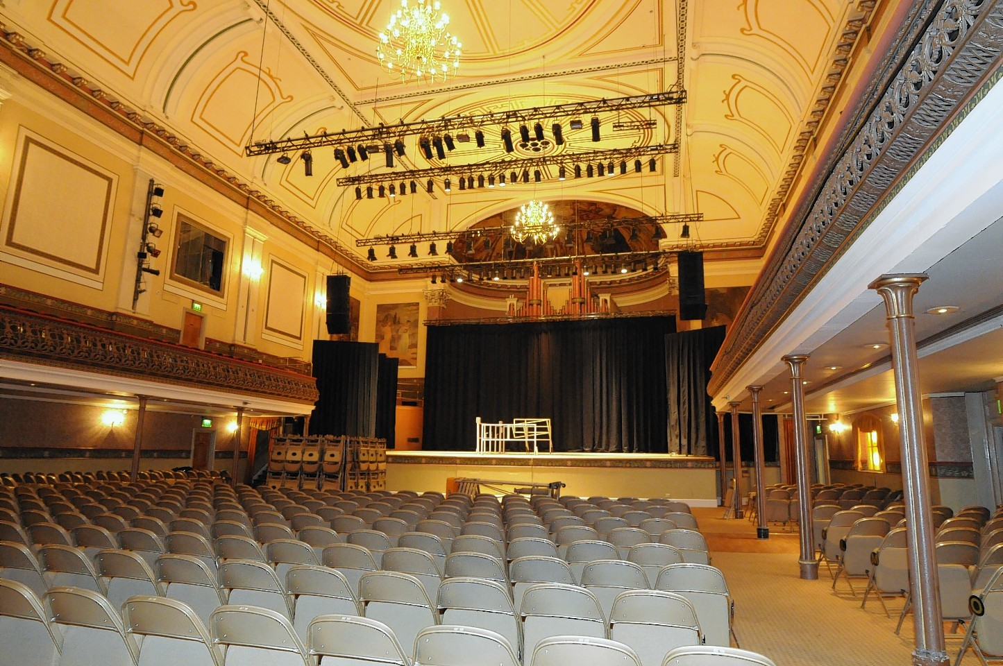 Aberdeen Music Hall Appeals For People S Favourite