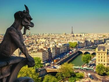 TRAVEL Paris 091506