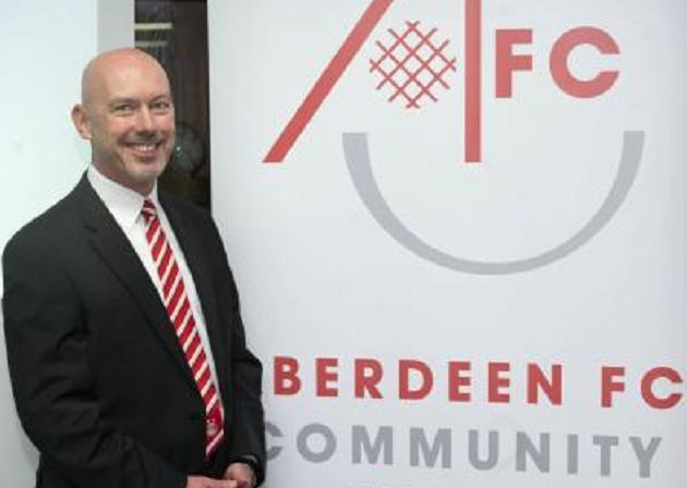 Ally Prockter, chief executive of AFC Community Trust