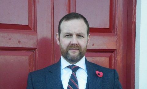 The Rev Andrew McMillan