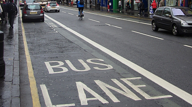 Aberdeen bus lane fines could help improve bus services