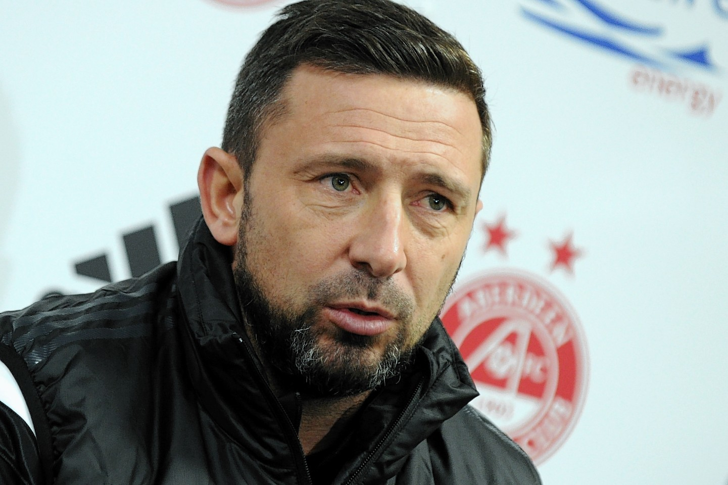 Derek McInnes is looking to strengthen his Dons squad this summer