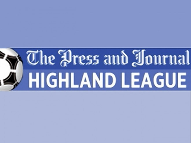 Latest Highland League results