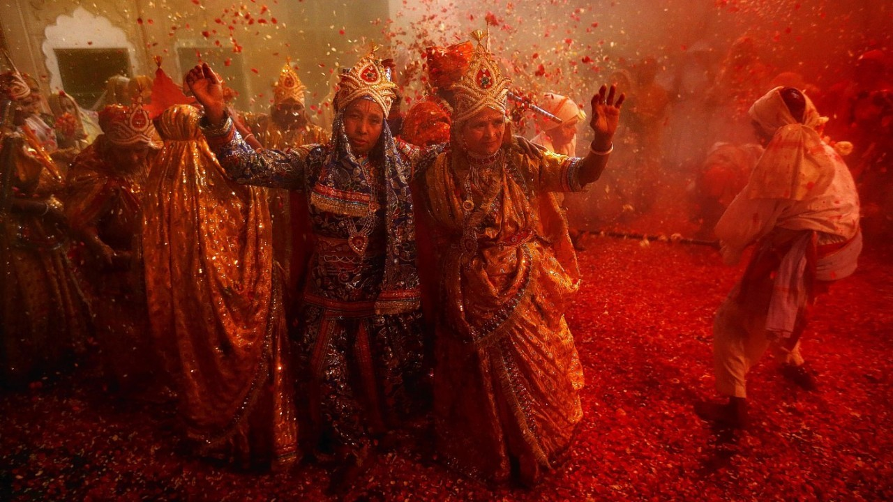 The Holi festival of colour is one of India's most celebrated festivals, and has been embraced across the globe