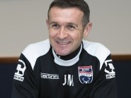 Jim McIntyre is pleased with the additions he has made to his Ross County squad so far.