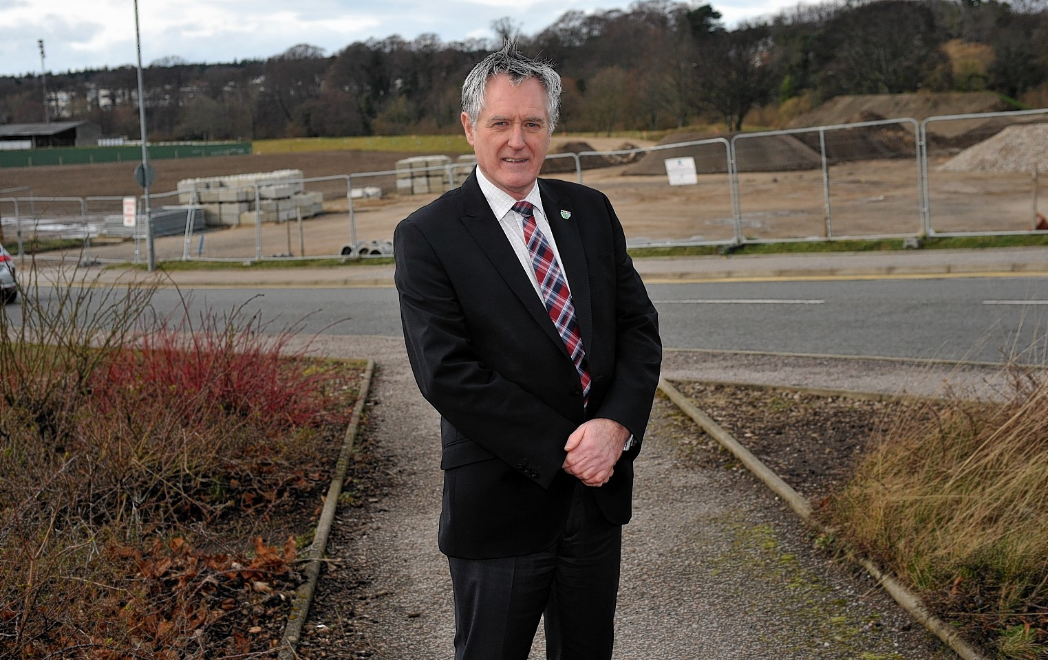 Chairman of the Moray Economic Partnership John Cowe says this is the beginning of the fight