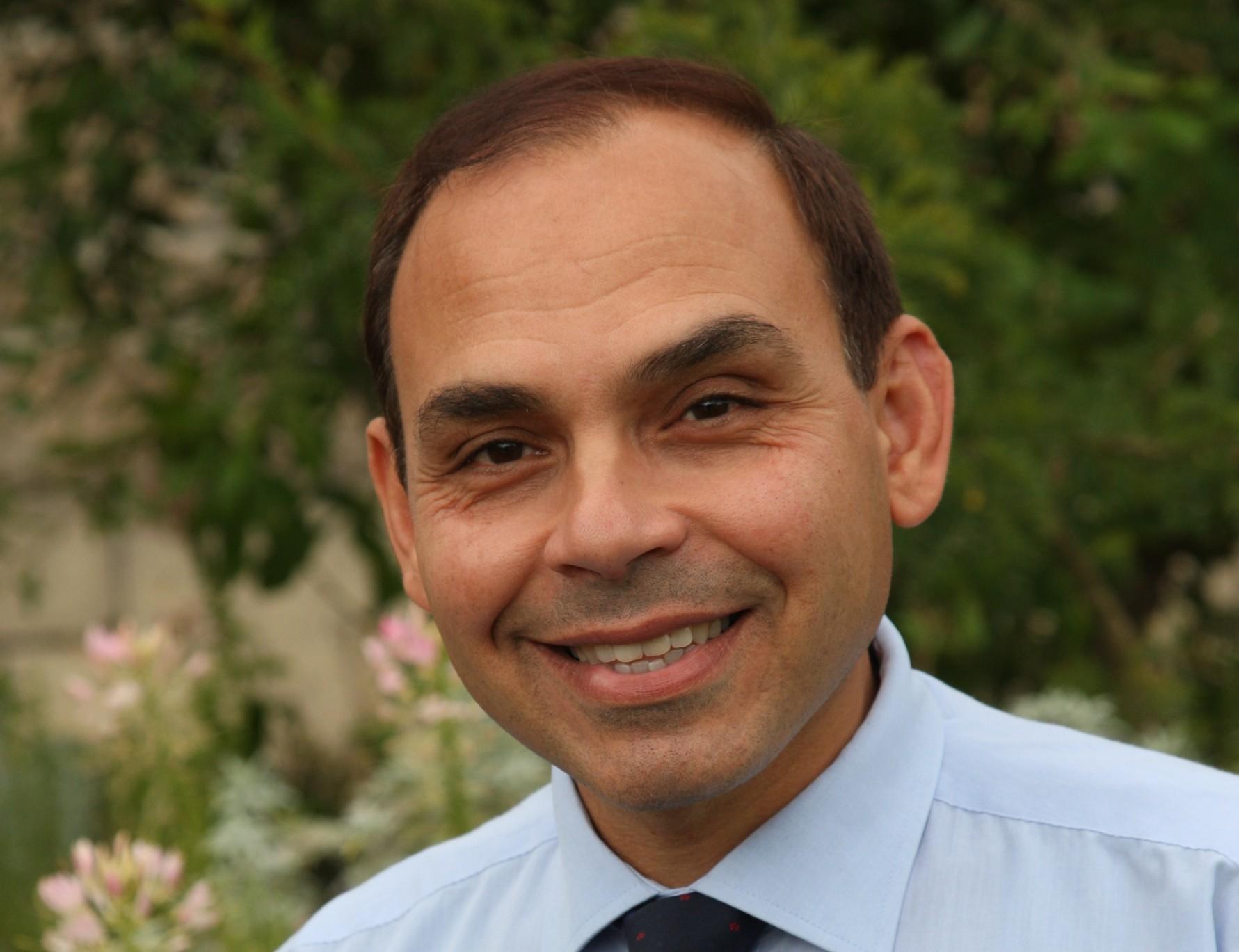 Professor Kamel Boulos