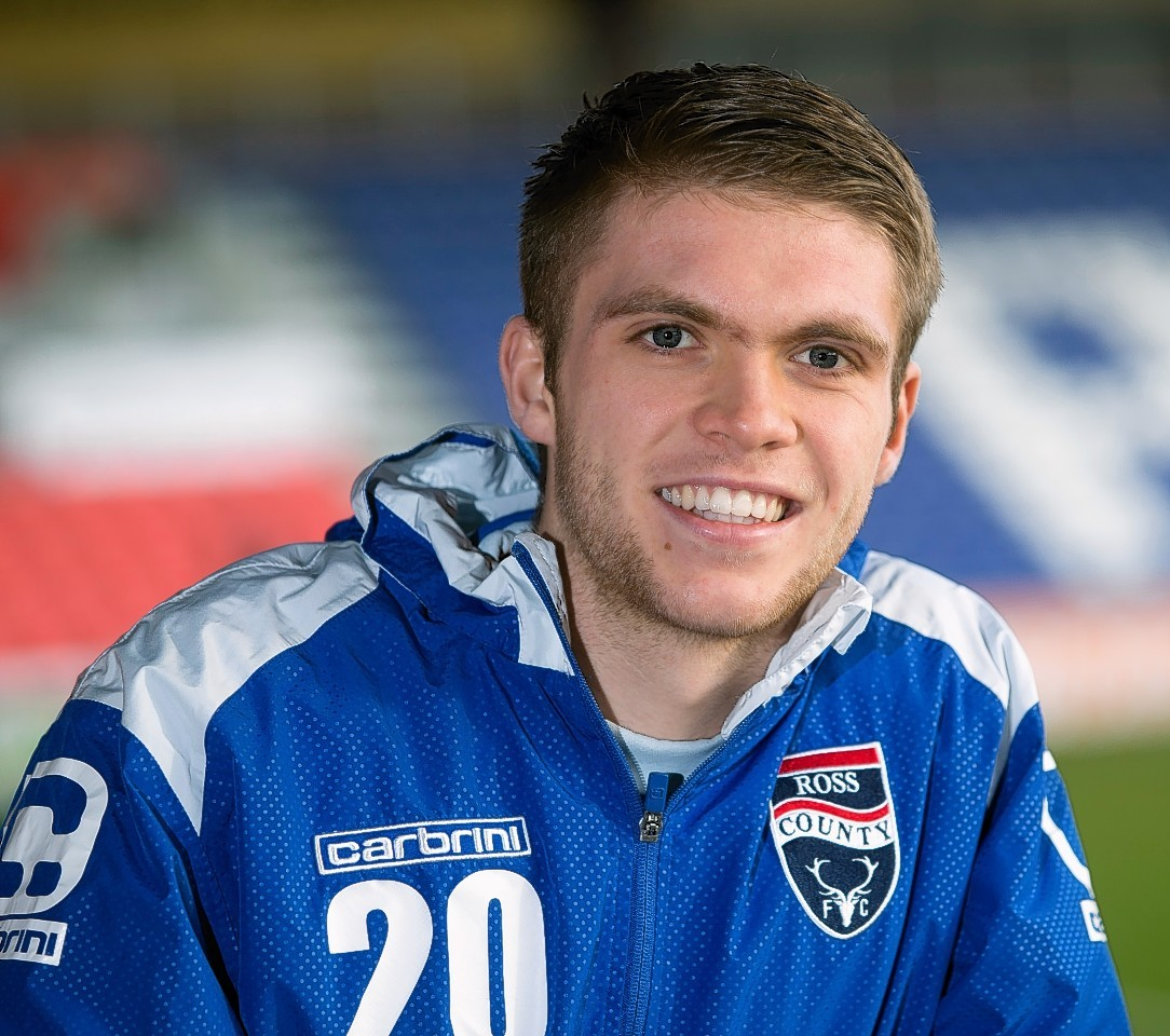 Marcus Fraser is one of a number of Ross County players top have already signed new deals