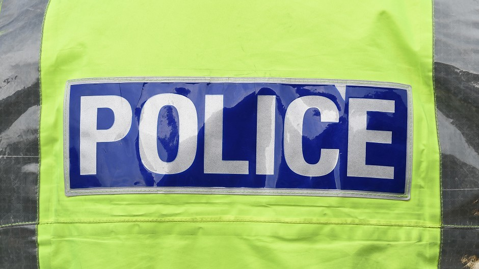 Police are investigating a theft at Pitcaple quarry