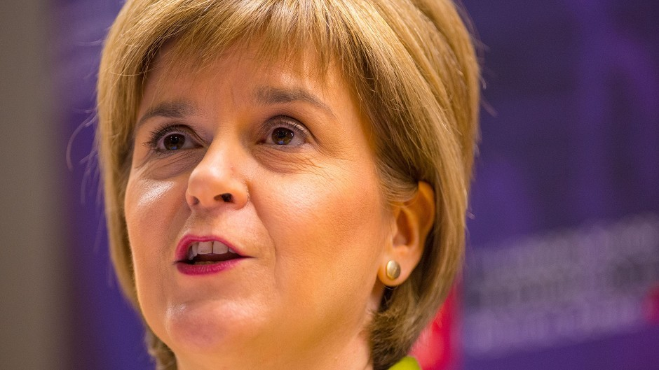 Tories have demanded that Nicola Sturgeon explain how she could support the North Sea  and encourage English voter to back the Green Party.