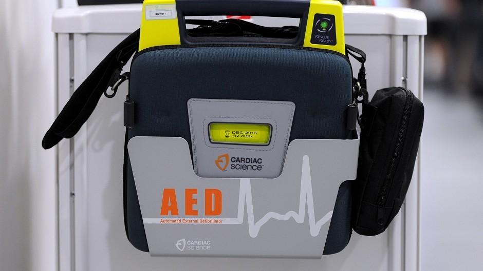 Public access defibrillator