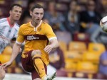 Bob McHugh has struggled for first-team action at Motherwell