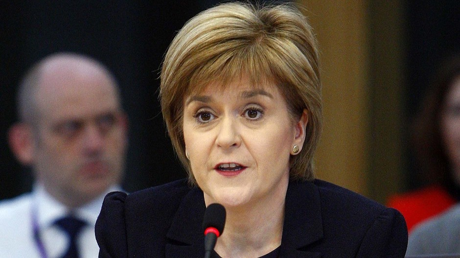"First Minister Nicola Sturgeon said is would be ""democratically wrong"" for defeated MPs to take a place in the House of Lords"