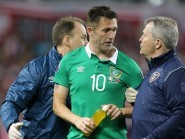 Robbie Keane felt Sunday's 1-1 draw with Poland was a point gained