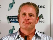 """Sunrisers coach Tom Moody, pictured, believes England would be """"foolish"""" to close the door on Kevin Pietersen"""