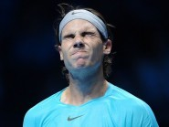 Rafael Nadal's hopes of a first Miami Open success was ended at the fourth-round stage
