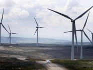 Nicola Sturgeon urged the Government to raise budget allocations to wind farms