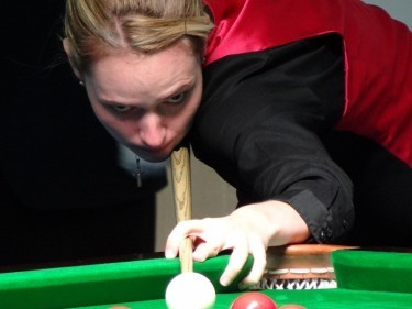 Reanne Evans has been invited to qualify for the World Championships