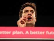 A poll for The Sunday Times has given Ed Miliband's Labour Party a four-point lead over the Tories