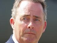 Former Conservative defence secretary Dr Liam Fox.