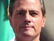 Mexican president Enrique Pena Nieto is on a state visit to the UK