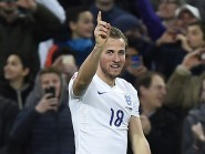 Harry Kane is going from strength to strength in his breakthrough season