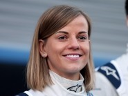 Williams test driver Susie Wolff will be on track in Barcelona, Silverstone and Austria this year