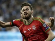 Wales' Aaron Ramsey is relishing the June meeting with Belgium in Cardiff