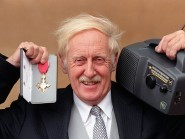 Trevor Baylis was previously awarded an OBE for his invention of the wind-up radio