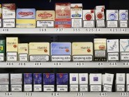 From April 6, cigarettes, cigars and rolling tobacco will have to be covered up in all shops in Scotland
