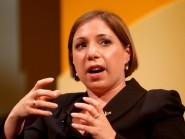Sarah Teather chaired the panel