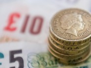 The average advertised salary has risen 8% in the last year to more than £34,500, according to jobs site Adzuna