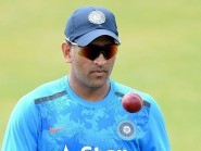Mahendra Singh Dhoni's side conceded 328 to Australia in their semi-final defeat in the World Cup