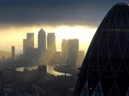The number of new jobs in the City of London increased by 3,000 last month
