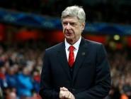 Arsenal manager Arsene Wenger praised his side's showing against Everton
