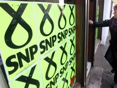 Scottish Labour has lost a lot of voters to the SNP