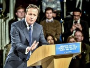 David Cameron says he will win back 'instinctively Conservative' voters