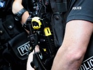 Police Scotland said 1,644 armed officers have 'pro-actively engaged' with members of the public since October