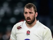 Chris Robshaw was frustrated after England missed out on Six Nations glory