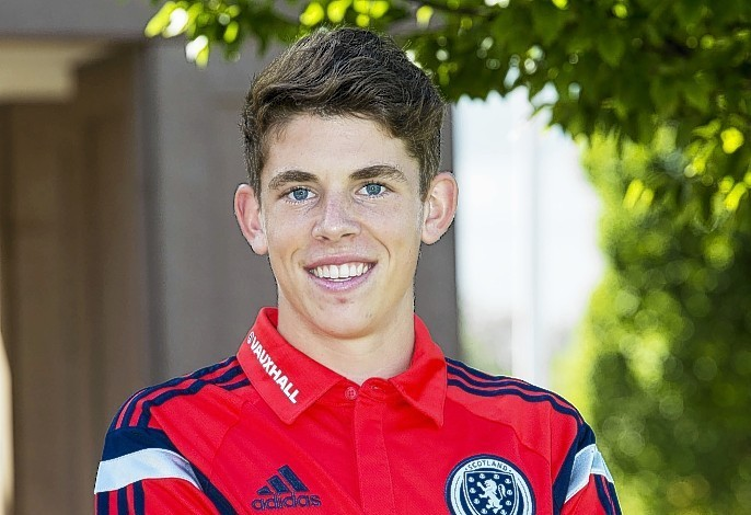 Caley Thistle midfielder Ryan Christie delighted with Scotland call up Press and Journal
