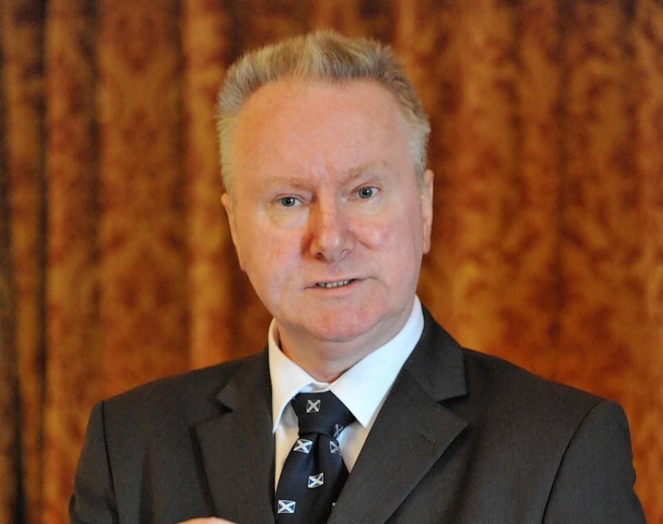 Former Health Secretary  Alex Neil