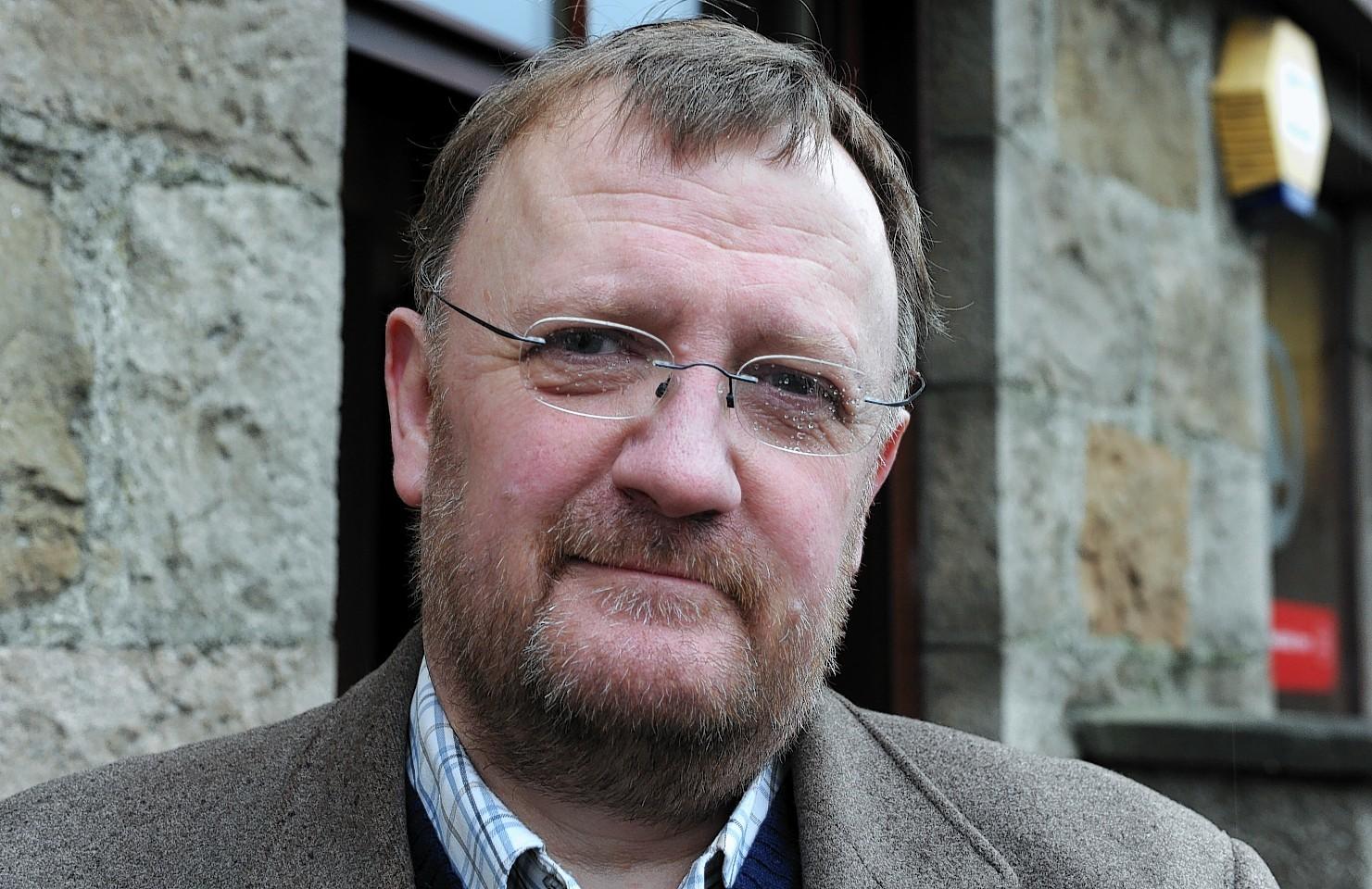 Councillor Paul Johnston