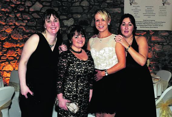 Helen Ritchie, Jane Crighton, Karen Enderle and Veronica Thomson