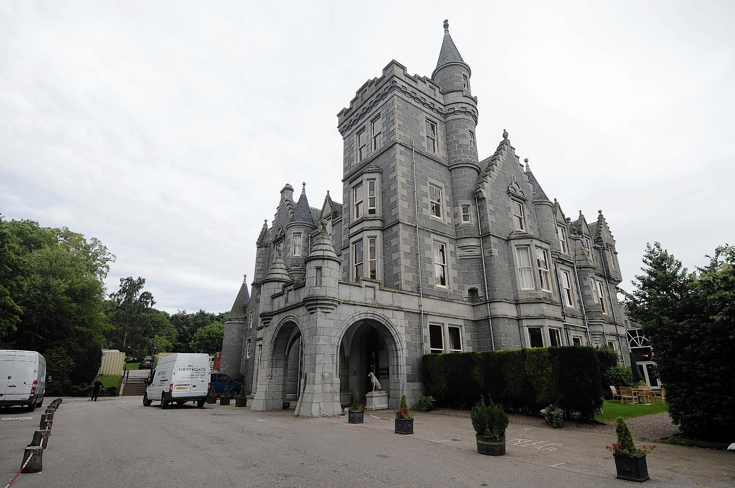 Ardoe House Hotel changes hands