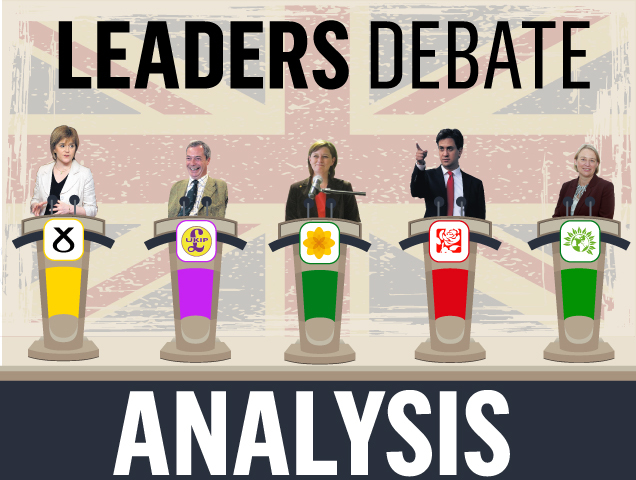 BBC leaders debate