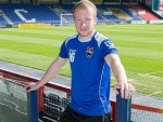 Liam Boyce was one of three players to extend his Staggies contract