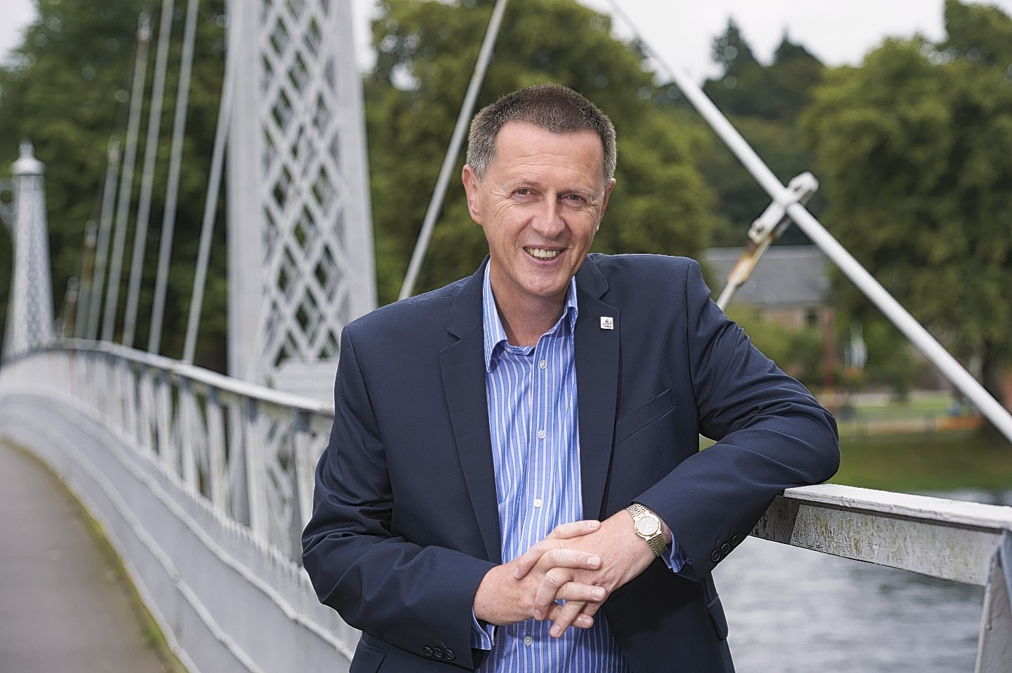 Clive Mulholland, Principal and Vice Chancellor of UHI