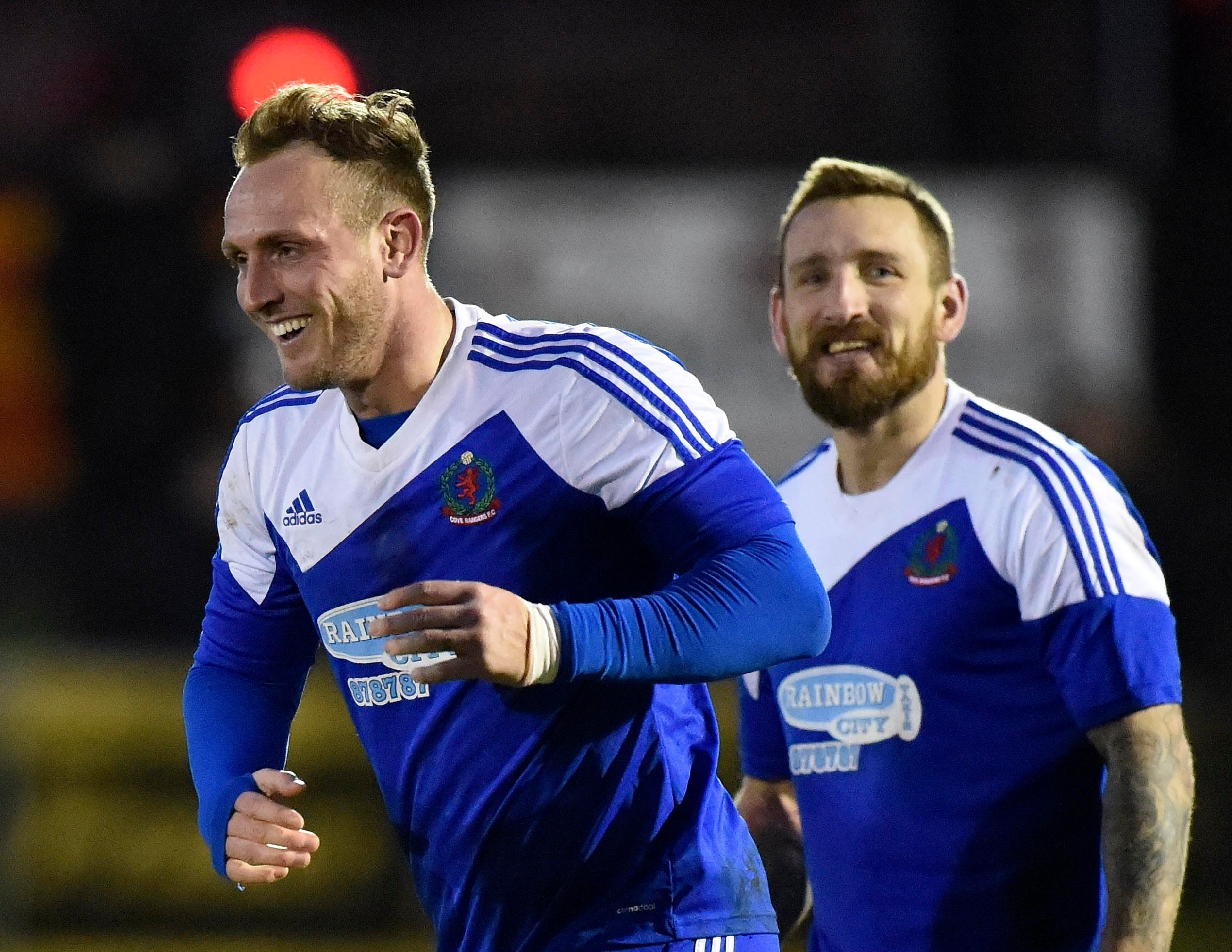 Jonny Smith has opted to leave Cove Rangers.