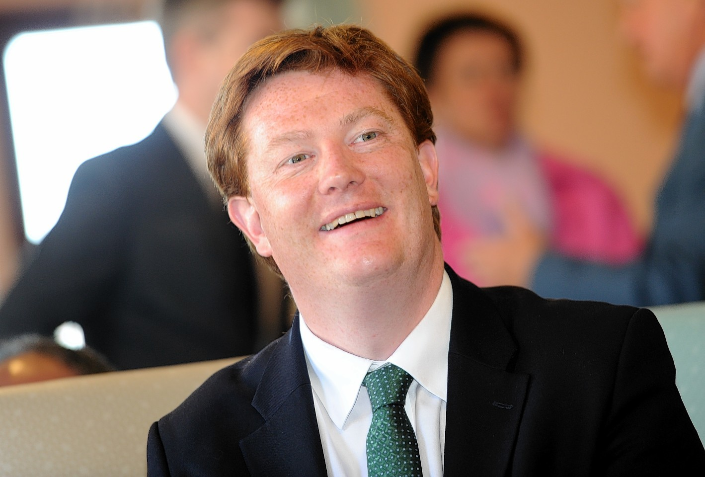 Danny Alexander will receive a knighthood.