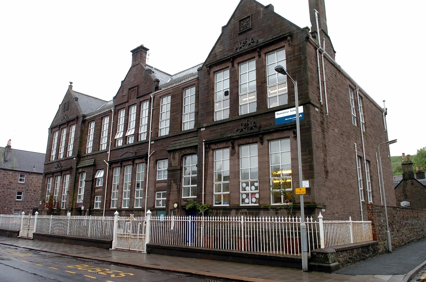 Dunnottar Primary, in Stonehaven